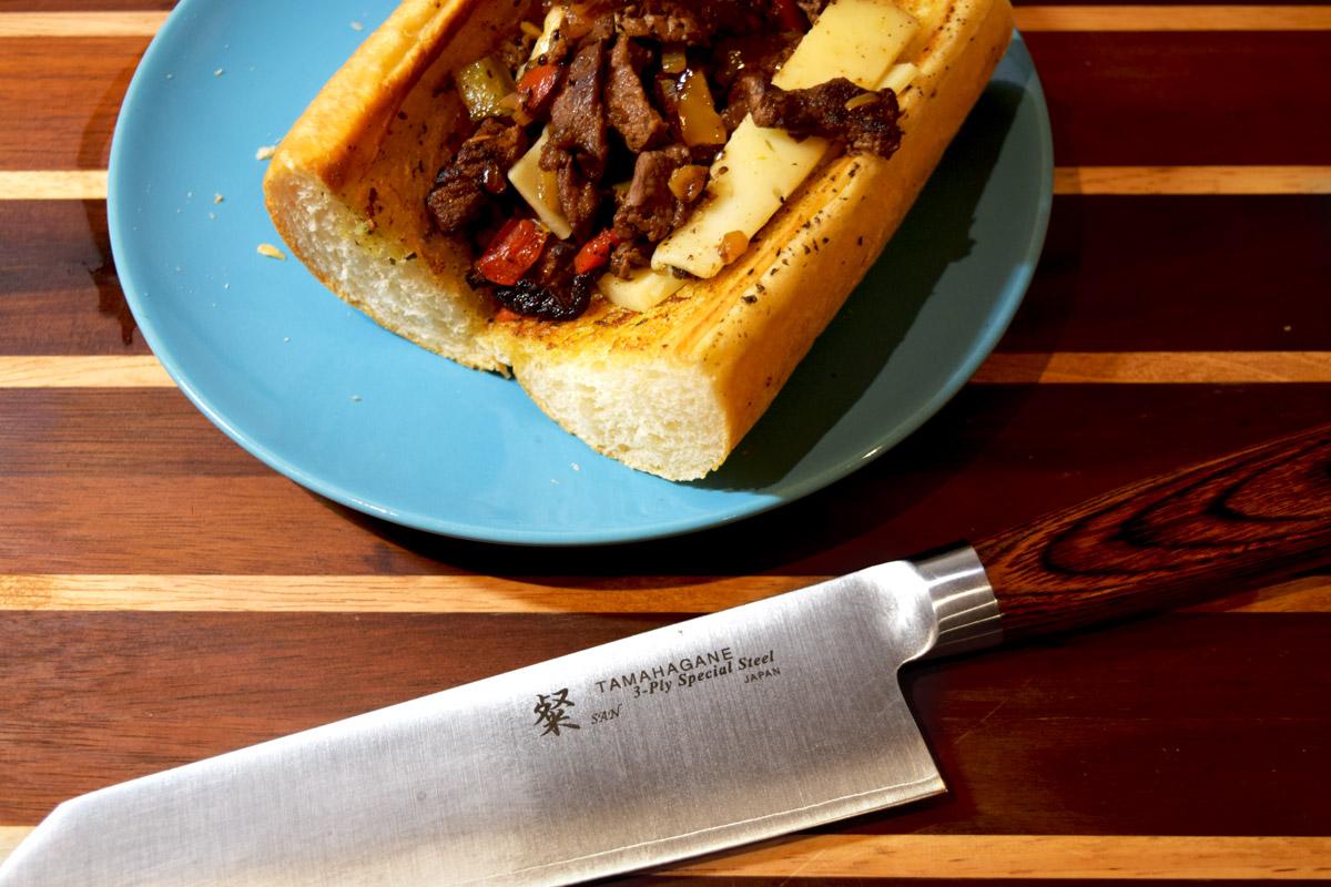 Recipe: The Philly Cheesesteak Sandwich