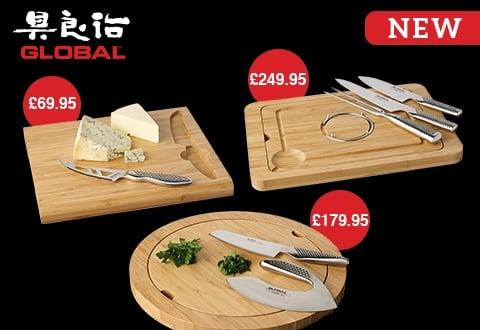 Global Bamboo Boards Promo